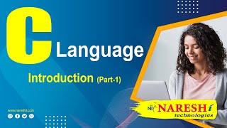 Introduction to C Language - Part 1   C Language Tutorial