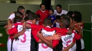 Final Taça Cidade de São Paulo - Categoria Sub10 - Estádio Pacaembu 01 Dez 2013