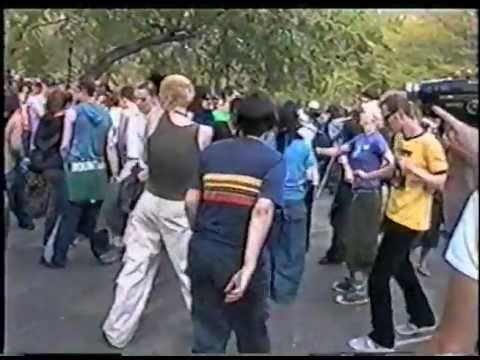 Tompkins Square Park Rave '99 - Paul C