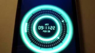 Video Neon LS Clock Cyan download MP3, 3GP, MP4, WEBM, AVI, FLV Juni 2018