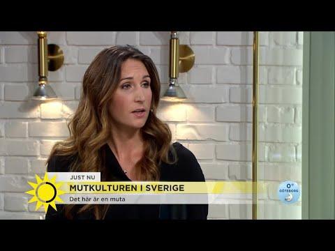 Mutkulturen i Sverige - så gör du om du misstänker en muta - Nyhetsmorgon (TV4)