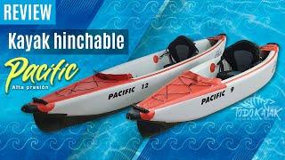 "Vídeo: Kayak Hinchable ""Pacific 9"""