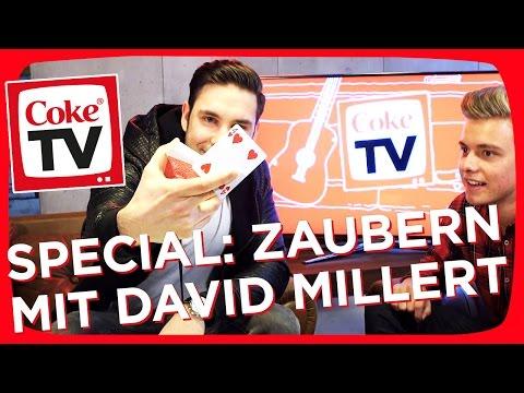 Best of David Millert mit MafuyuX und UFONETV | #CokeTVSpecial