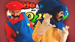 FIFA GOALS • Mario & Sonic at the Rio 2016 Olympic Games