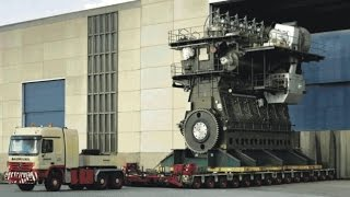 TOP 10 Biggest Engines