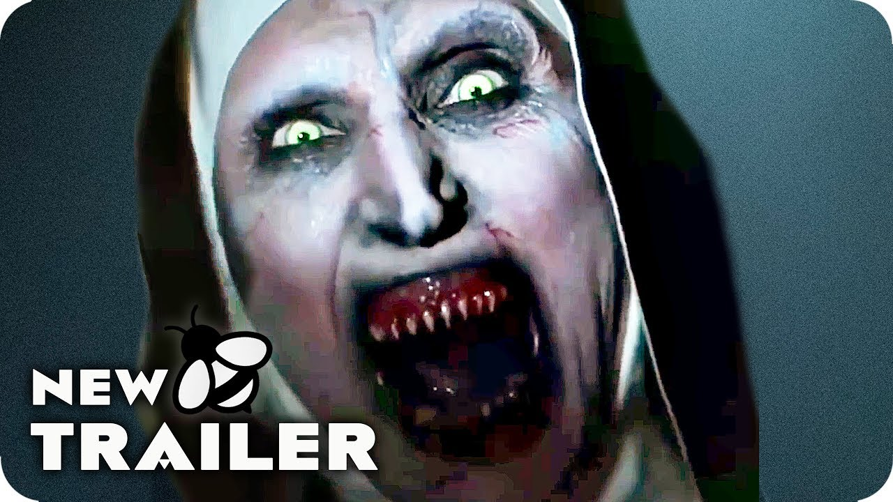 nun full movie english horror