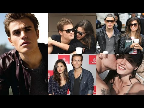Girls Paul Wesley Has Dated!