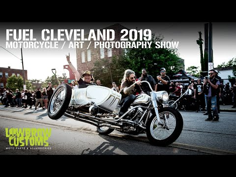 Fuel Cleveland 2019 - Motorcycle Art & Photography Show