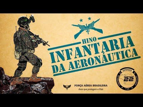 Canção Da Infantaria Da Aeronáutica Força Aérea Brasileira