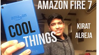 5 Cool Things to do with 29$ Amazon Fire 7
