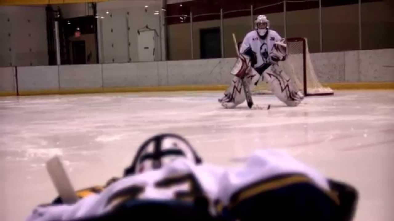 Hockey Goalie Angles Positioning Tips Drills Rec Sports Team