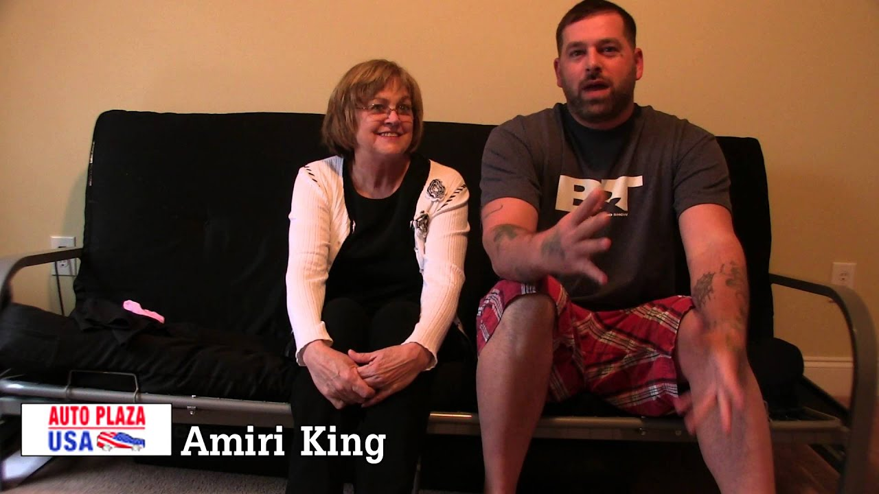 Surprising My Mom for Christmas! - Amiri King - YouTube