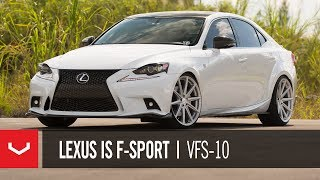 "Lexus IS F-Sport | ""Tastefully Modified"" 