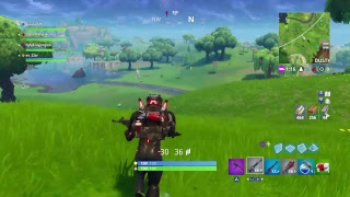 Fortnite Battle Royale - Season 4 - PS4 [24-6-2018]