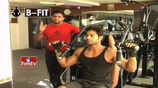 B-FIT | Krish Fitness and Wellness Spa - Part 1 | Basic Gym Exercises | Episode 3 | HMTV