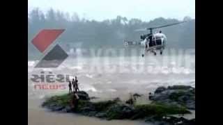 Sandesh News rescue operation in silvassa due to heavy rain