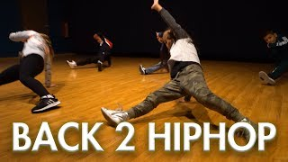 The Black Eyed Peas - BACK 2 HIPHOP (Dance Video) Beginner Choreography | MihranTV