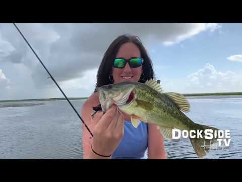 "Dockside TV ""Fishing in the Clouds"""