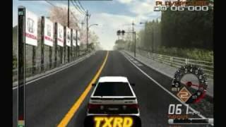 TXRD vs. TXRD2 - Tokyo Xtreme Racer Drift 1 & 2