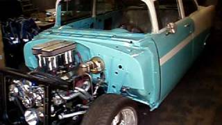 Rods R Us, 1956 chevy