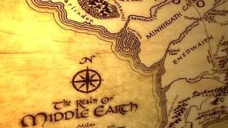 Middle Earth 3D Map Camera | Adobe After Effects | Week 5