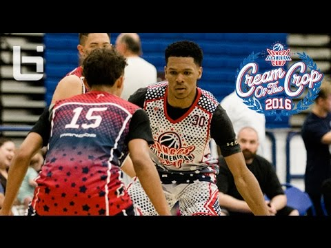 WATCH FULL GAME: Cream of Crop Top 25 from Pangos Camp!