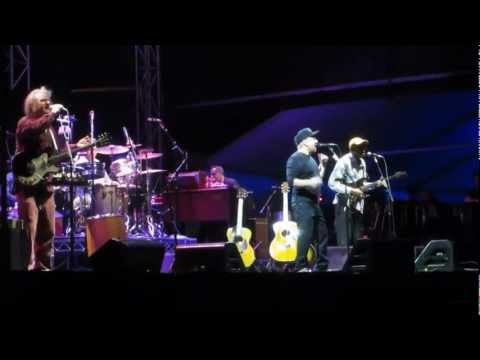 Paul Simon - You Can Call Me Al (live @ Perth Blues N Roots Festival 2013)