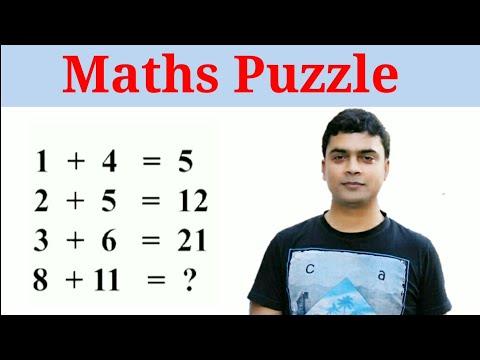 Maths Puzzle   how to solve maths puzzle   imran sir maths