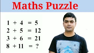 Maths Puzzle | how to solve maths puzzle | imran sir maths