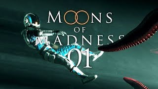 Moons of Madness (PL) #1 - Premiera (Gameplay PL / Zagrajmy w)