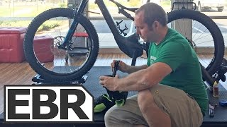 Professional Electric Bike Sizing, Fit and Adjustments Overview