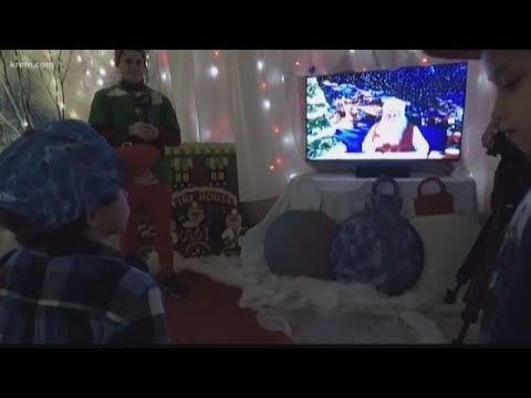 Talk to Santa Claus from YouTube · Duration:  2 minutes 26 seconds