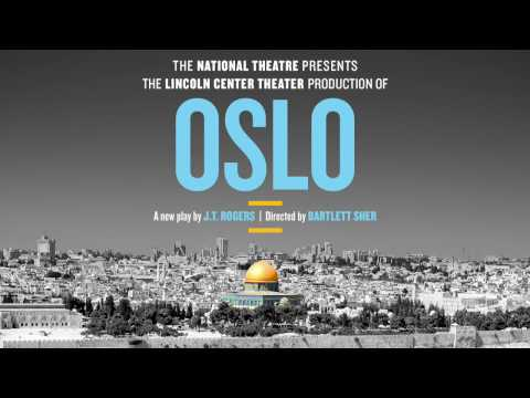 OSLO play by JT Rogers trailer - Lincoln Center production transfers to London