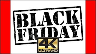 Best 4K HDR TV Buying Advice Black Friday & Holiday 2017