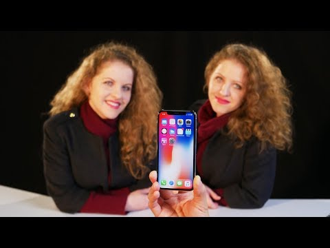 Откроют ли близнецы iPhone X?