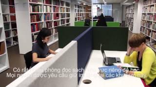 [TALEED] Cuộc sống du học tại Phần Lan