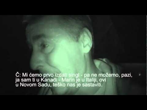 Intervjuu sa Nebojšom Čonkićem - Čontom (Pekinška Patka) @ Zagreb 16.12.2011.