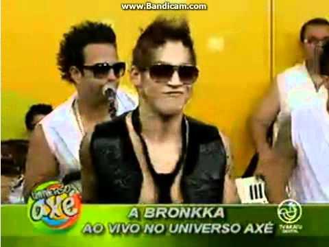 A Bronkka - UNIVERSO AXÉ - Banho de Sol (22-07-2011)