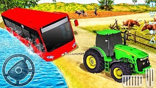 Tractor Pull - Farming Heavy Duty 2019 - Best Android GamePlay screenshot 3