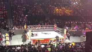 Seth Rollins Vs Dolph Ziggler at WWE SummerSlam '18