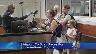 Orlando Airport To Use Face Scanning Technology