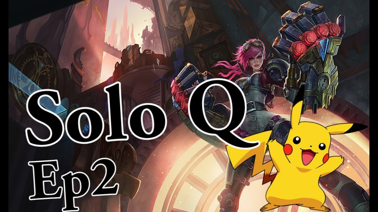 Esto es Solo Q EP2 (Un League of Legends Machinima)