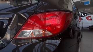 Hyundai Solaris Comfort 2016. Обзор автомобиля смотреть