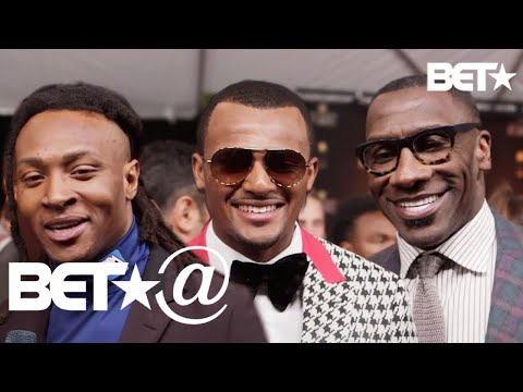"DeAndre Hopkins, Deshaun Watson, Shannon Sharpe and More ""Suit Up"" For Super Bowl LIII 