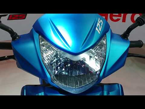 Hero Maestro Edge 125 Walkaround in Hindi | Auto Expo 2018 | MotorOctane