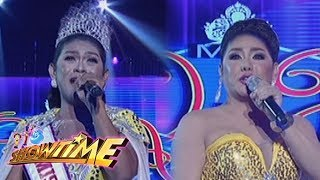 It's Showtime Miss Q & A: Dhey Pascual Abital vs. Matrica Matmat Centino on Beklamation!
