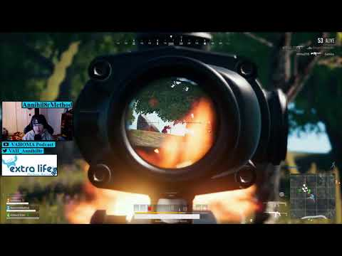 PUBG Extra Life Charity Stream Day 3 highlights