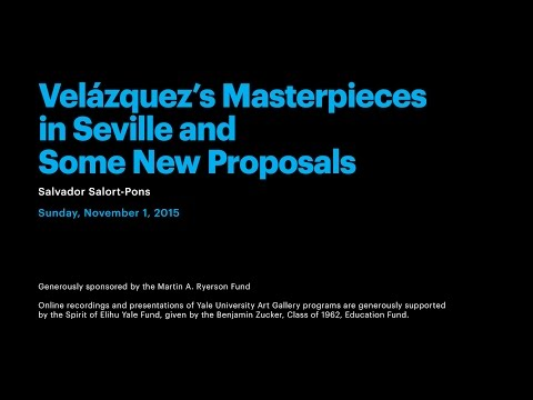 Velázquez's Masterpieces in Seville and Some New Proposals