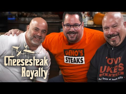 Cheesesteak Royalty: Owners of Pat's, Geno's and Tony Luke's Talk About Their Unlikely Bond