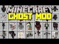 Minecraft GHOST MOD! | SURVIVE SCARY GHOSTS! | Modded Mini-Game